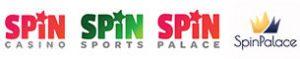 Spin Palace Casino Rebrand logo