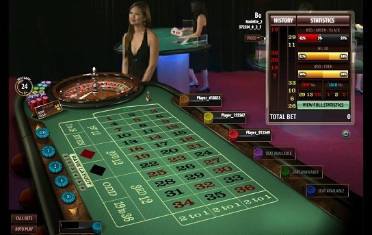 Jackpot City Live Casino Canada