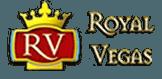 Logo of Royal Vegas casino