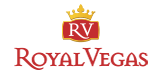 Logo of Royal Vegas Canada casino