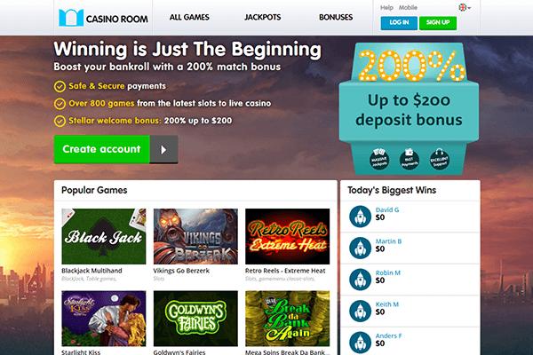 Casino Room Screenshot 1