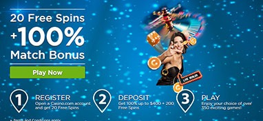 20 No Deposit Free Spins on Age of the Gods