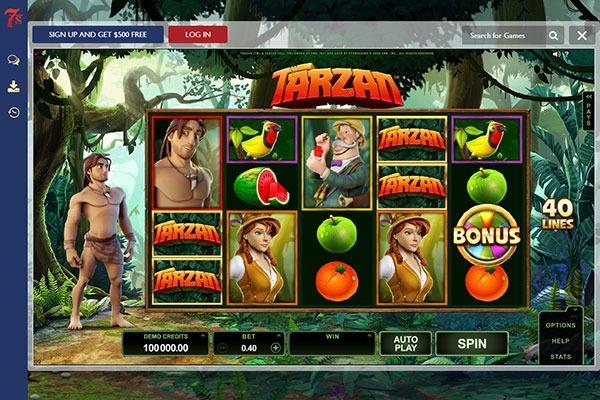 7Sultans Casino Canada slot game