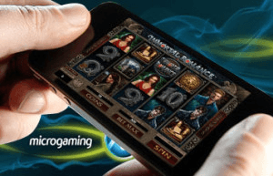 Microgaming mobile