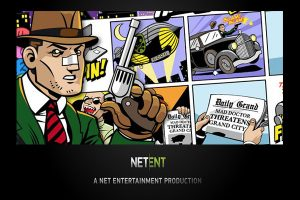 NetEnt - jack hammer