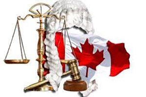 Canada legal justice