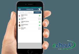 echeck mobile