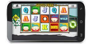 south park mobile NETENT