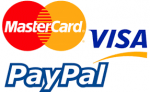 payment methods credit card paypal
