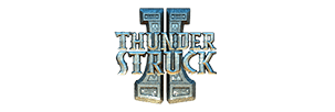 Logo of Thunderstruck 2 slot