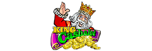 Logo of King Cashalot slot