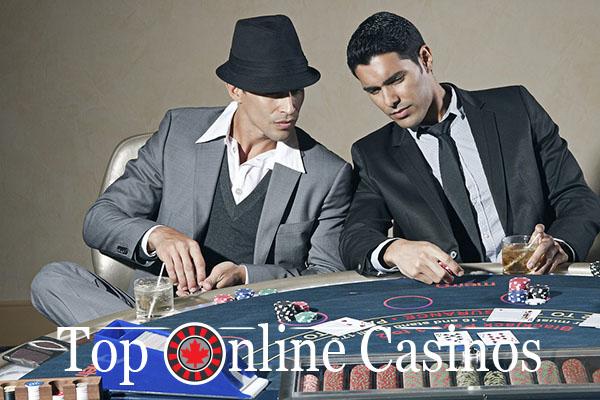 gambling friends