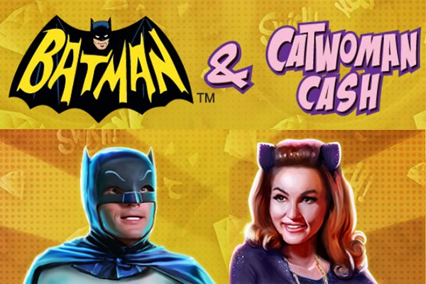 Play on Batman and Catwoman Cash