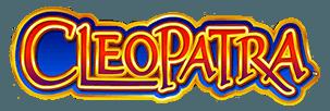 Logo of Cleopatra slot