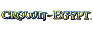 Logo of Crown of Egypt slot