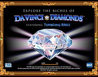 Play on DaVinci Diamonds