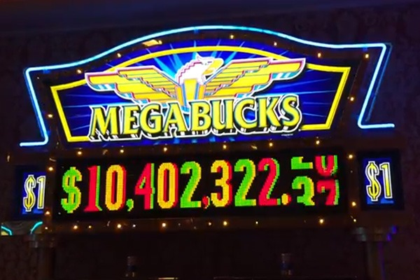 Play on Megabucks