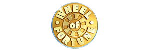 Logo of Wheel of Fortune slot
