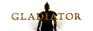 Logo of Gladiator Jackpot slot