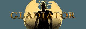 Logo of Gladiator Jackpot slot
