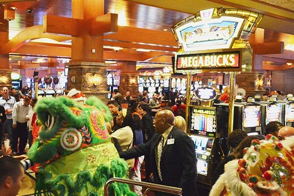 Megabucks jackpot slot game