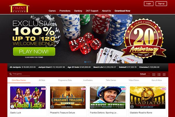 omni casino online canada home