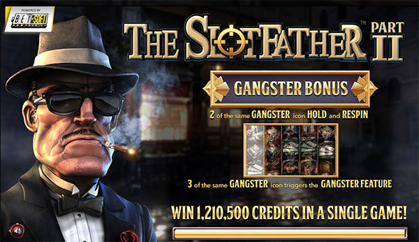 Betsoft Slotfather 2 slot game