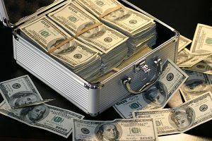 Money gambling