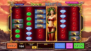 age of gods medusa and monsters slot game
