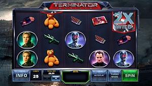 terminator genesys slot game