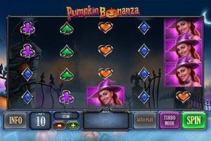 Pumkin Bonanza slot game