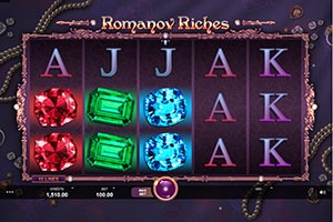 Romanov Riches slot game
