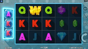 icy gems symbol storage