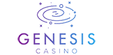 Logo of Genesis casino