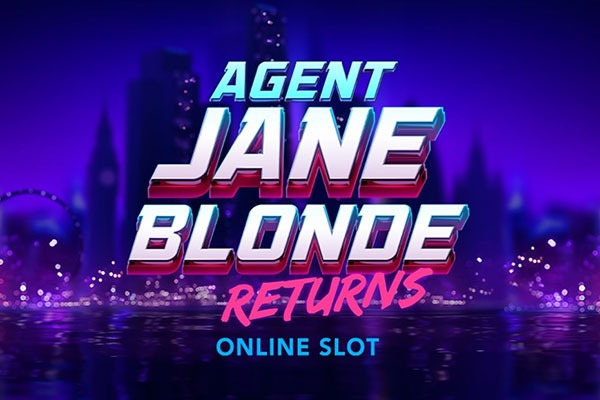 Play on Agent Jane Blonde Returns