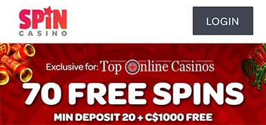 Exclusive: Spin Casino 70 Free Spins on Lucky Firecracker