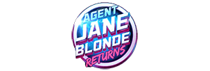 Logo of Agent Jane Blonde Returns slot