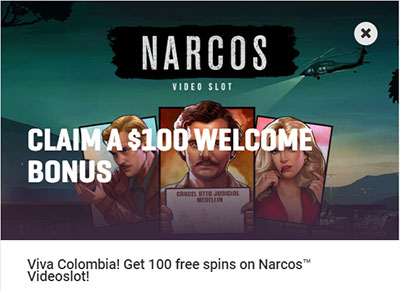 Guts Casino: 100 No Wager Free Spins