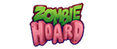 Logo of Zombie Hoard slot