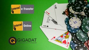 Interac and e-transfer casino