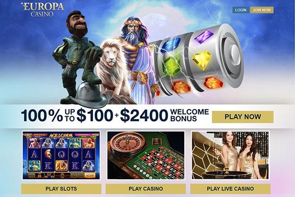 Casino europa welcome top 10 sega genesis games ign