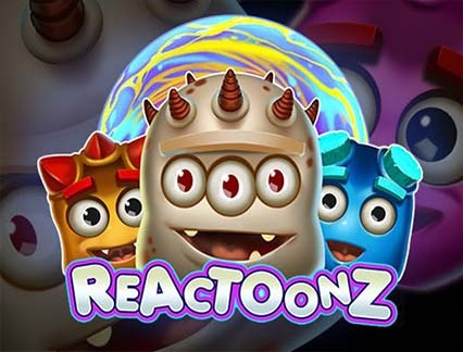 Reactoonz slot game by Play N Go