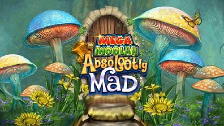 Mega Moolah Absolootly Mad Slot Game