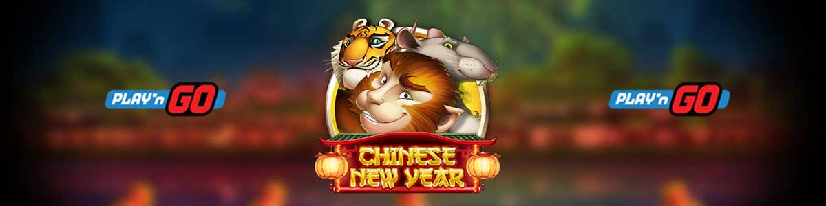 Chinese New Year Slot by Play N Go