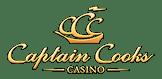 Logo of Captain Cooks en ligne casino